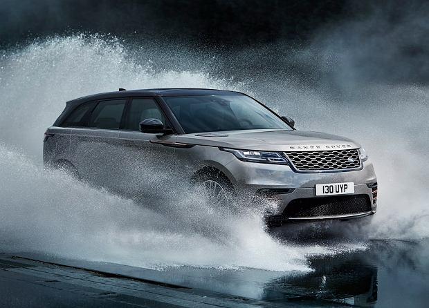 Range Rover Velar | Zegarek do zestawu