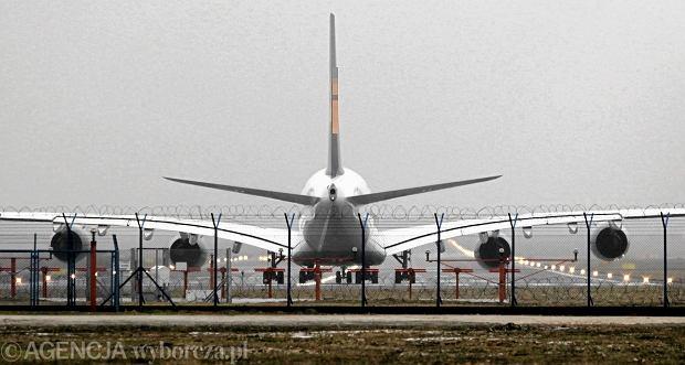 Lufthansa odwo�uje jutro 36 lot�w do Polski i z Polski. Trwa akcja protestacyjna