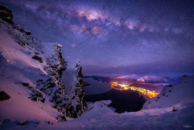Para fotografów podróżuje po całym świecie - tu pokazuje piękno Queensland w Nowej Zelandii