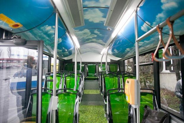W pe�ni elektryczny autobus na ulicach Krakowa [ZDJ�CIA]