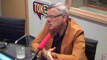 """Prof. Tomasz Nałęcz w """"Poranku Radia TOK FM"""""""
