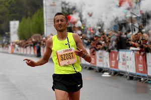 Henryk Szost na szóstym miejscu podczas maratonu w Fukuoce w Japonii