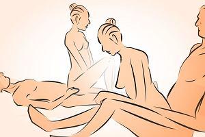Serce już nie sługa, w biodrze łupie, ale ciągle się chce... Pozycje seksualne dla seniorów