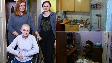 'Nasz nowy dom'. Niepełnosprawna Marta mieszkała wraz z mamą w mieszkaniu w starej, ogrzewanym węglem kamienicy w Chojnowie na Dolnym Śląsku. Nie było nawet łazienki. Po remoncie? Sami zobaczcie, bo ekipa Katarzyny Dowbor wykonała fantastyczną pracę.