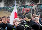 """Dziś """"marsz gwieździsty"""". Rolnicy zapowiadają, że będzie pokojowy"""