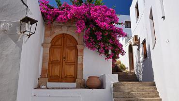 Grecja wyspy greckie - Rodos