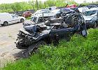 Tragedia na S8. Czy tak powinna wygl�da� akcja ratunkowa?