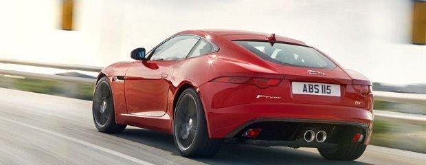 Salon Los Angeles 2013 | Jaguar F-Type R Coupe
