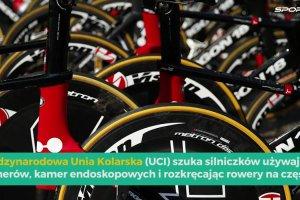 """Czym jest doping technologiczny w kolarstwie? """"W rowerze znaleziono silniczek"""""""