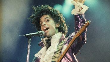 Koncert Prince'a w Inglewood w 1985.