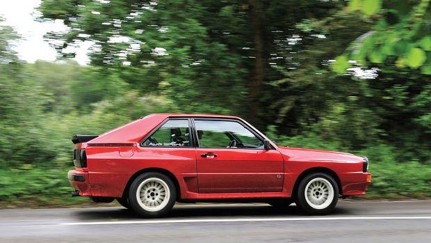 Aukcje | Audi Sport quattro | Rekordowa cena za rajdowego klasyka