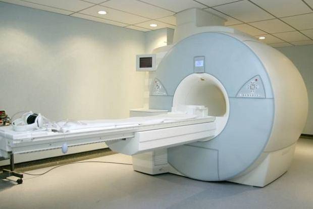 Magnetyczny rezonans jądrowy (MRI)