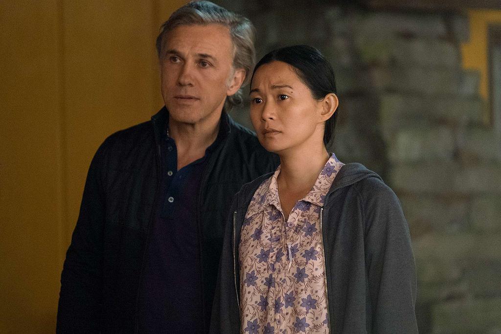 Hong Chau i Christoph Waltz w filmie 'Pomniejszenie' / Fot. George Kraychyk