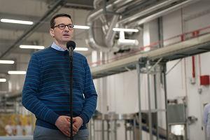 Premier Mateusz Morawiecki do zagranicznych sieci handlowych: polski tydzień przynajmniej raz w miesiącu