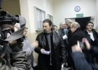 Artysta ukarany za happening przed biurem pos�a SLD