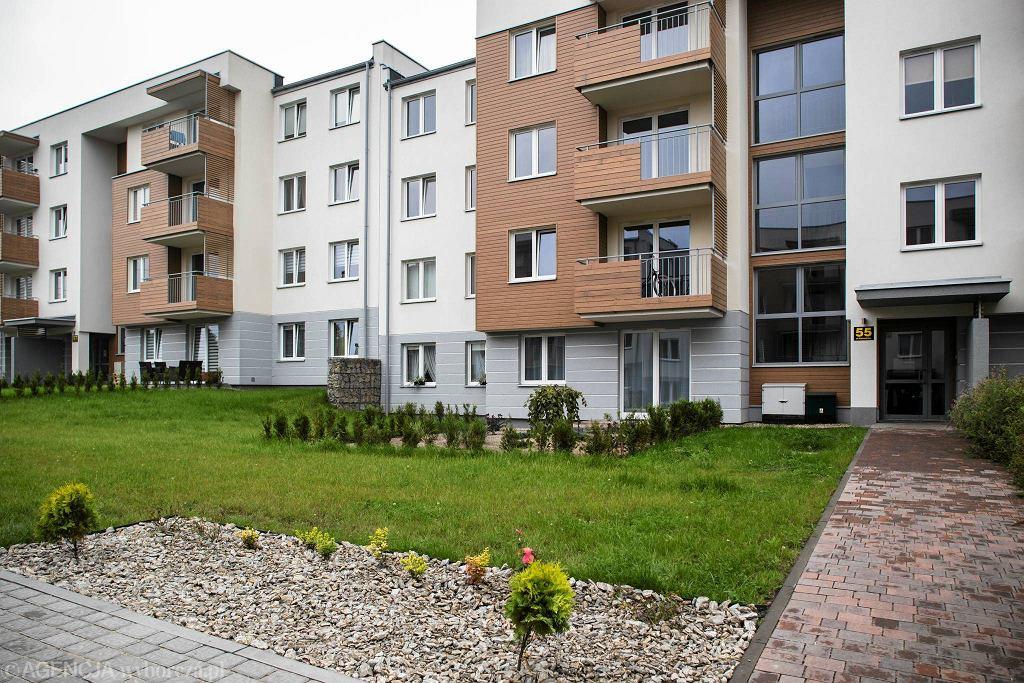 Murapol wybudował w Katowicach m.in. nowe osiedle przy ul. Bażantów