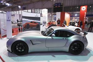 Motor Show Pozna� 2013| Polski debiut Wiesmanna