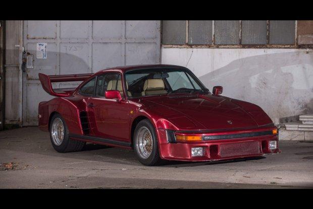 Jedyne drogowe Porsche 935 Street na sprzeda�