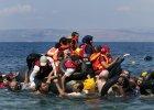 Co najmniej 28 uchod�c�w uton�o u wybrze�y greckiej wyspy