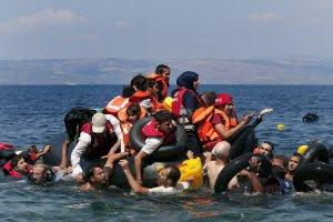 Co najmniej 28 uchodźców utonęło u wybrzeży greckiej wyspy