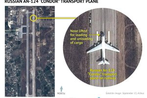 """AFP: syryjska armia dosta�a z Moskwy """"samoloty zwiadowcze i bojowe"""""""