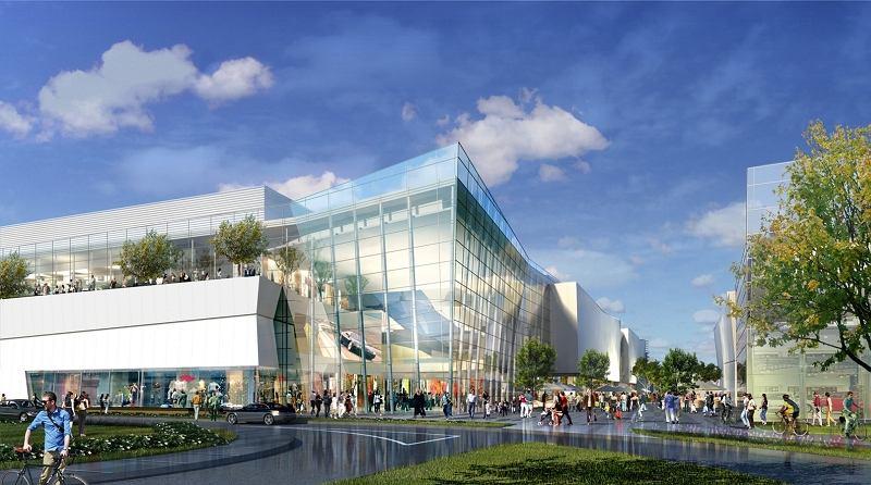 Znamy pierwsze sklepy w planowanych centrach handlowych Sklepy designerskie warszawa
