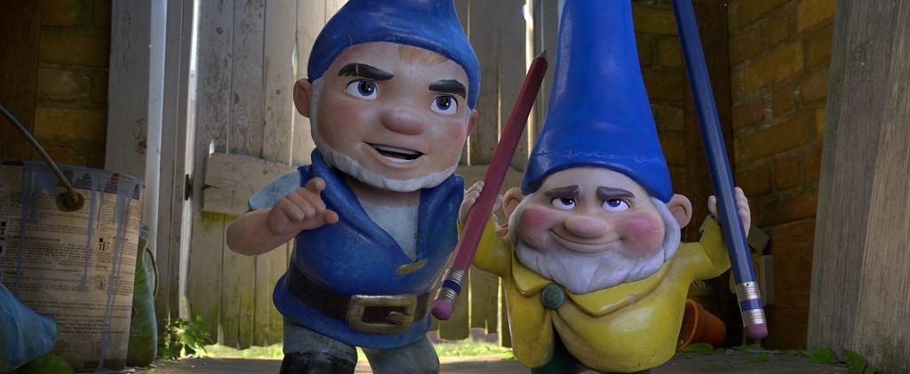 'Gnomeo i Julia. Tajemnica zaginionych krasnali' / Paramount Pictures
