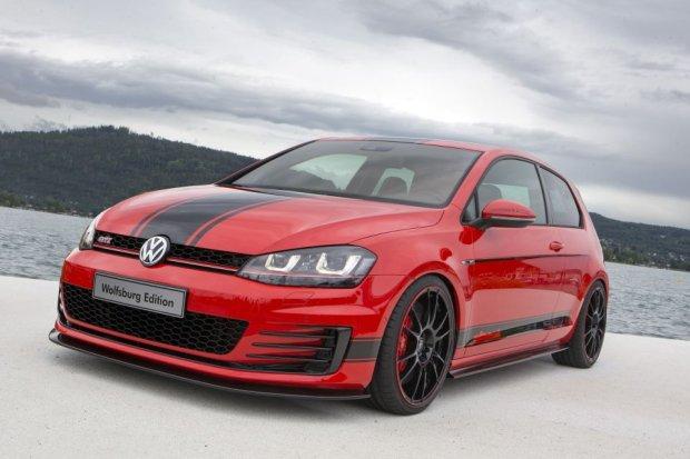 Wörthersee 2014 | VW Golf GTI Wolfsburg Edition