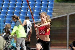 Rekord m�odej tyczkarki na igrzyskach gimnazjalist�w