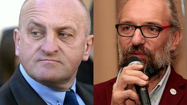 """Kijowski nie przyszed� do TVP. Prawica: """"Stch�rzy�"""". Lider KOD: """"Manipulacja"""""""