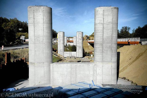 Droga S7. Powstaje najdłuższe przęsło mostu w Europie