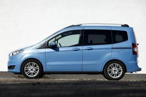 Ford Tourneo Courier 1.6 TDCI Titanium | Test d�ugodystansowy cz. V | W trasie
