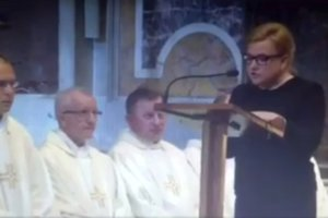 Beata Kempa zaśpiewała psalm w Watykanie. Jak jej poszło?