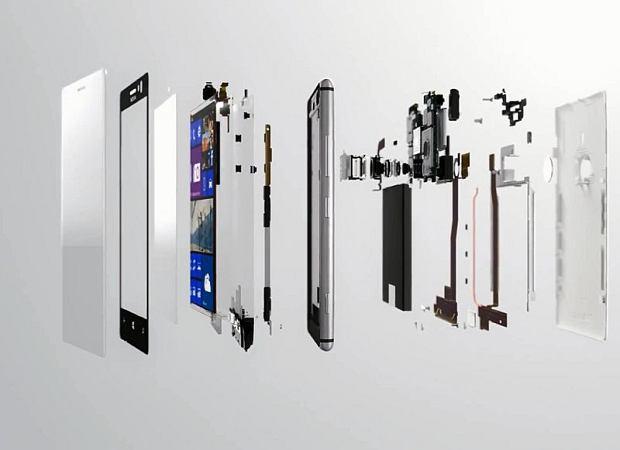 kadr z filmu promocyjnego telefonu Nokia Lumia 925