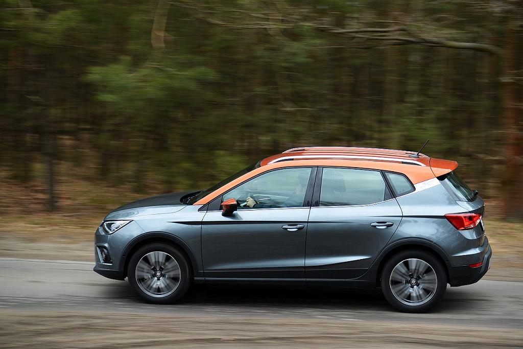 Opel Crossland X 1.2 Turbo vs. Seat Arona 1.0 TSI
