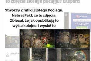 Stworzy� z�oty poci�g w komputerze i nabra� media, nie tylko w Polsce