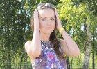 Marta �muda-Trzebiatowska na mecz przysz�a w sukience. Potem si� przebra�a. Widzieli�cie j� kiedy� w legginsach? WOW