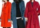 Kolorowe płaszcze na jesień