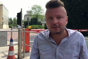 Nie wpuścili niepełnosprawnego do Sejmu, bo chciał wesprzeć protestujących. Przyjdź na demonstrację solidarnościową
