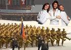 Koreańscy żołnierze maszerują w rytm utworu Bee Gees... [WIDEO]