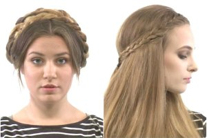 """4 proste fryzury, które uratują każdy """"bad hair day"""". Każdą z nich zrobisz w mniej niż 5 minut"""