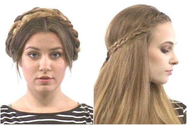 """4 proste fryzury, kt�re uratuj� ka�dy """"bad hair day"""". Ka�d� z nich zrobisz w mniej ni� 5 minut"""