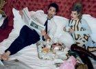 Natalia Vodianova w łóżku z Adrienem Brodym - wspólna sesja modelki i aktora w Vogue US [WSZYSTKIE ZDJĘCIA]
