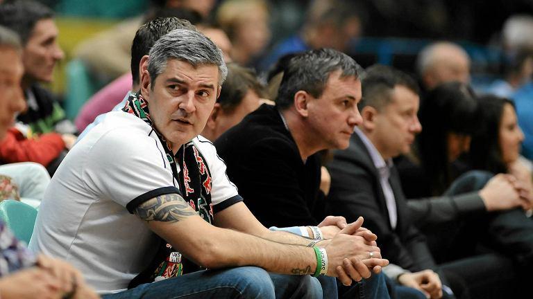 Maciej Zieliński, legendarny zawodnik Śląska Wrocław