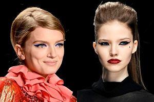 Trendy w makija�u na jesie� 2012 - grube kreski
