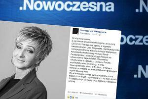 Wiceprzewodnicząca Nowoczesnej w Małopolsce zginęła w wypadku [SKRÓT DNIA]