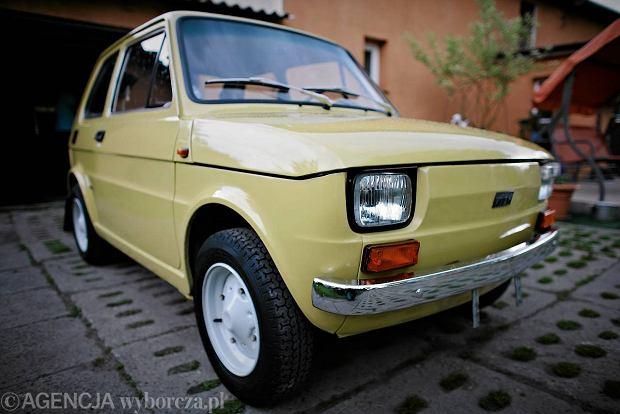Fiat 126p za miliard z�otych