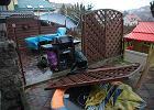 Orkan Feliks nad Polsk�. Ranni, ludzie bez pr�du, zerwane dachy