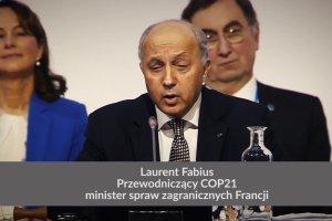 Podpisano porozumienie na szczycie klimatycznym COP21 w Pary�u