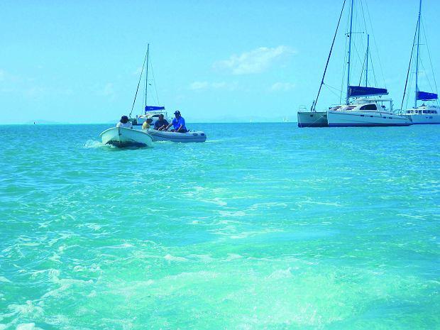 Podróż na Karaiby